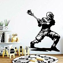 Moderner Sport Wandkunst Aufkleber Dekoration Mode