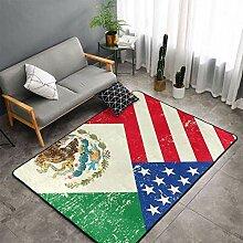 Moderner Teppich für weiche Bereiche Mexiko