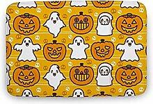 Moderner Teppich Halloween mit Kleiner