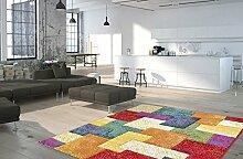 Moderner Teppich My Acapulco 683 kurzflor von