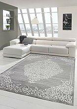 Moderner Teppich Orientteppich Ornamente mit