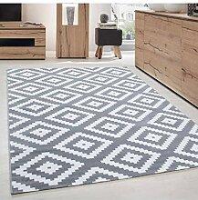 Moderner Wohnzimmer Elegance Designer Teppich