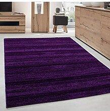 Moderner Wohnzimmer Jugendzimmer Teppich Kurzflor