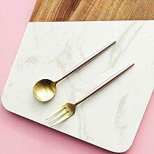 Modernes abstraktes Muster Steak Platte Hotel