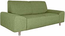 modernes Ecksofa Couch, Eckcouch ohne Bettkasten