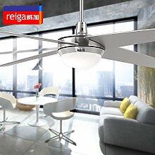 Modernes Esszimmer Wohnzimmer Lüfter einfache