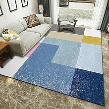 Modernes geometrisches Muster-Teppich-Pad für