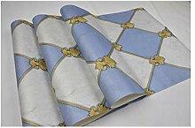 Modernes metallisches geometrisches Spalier