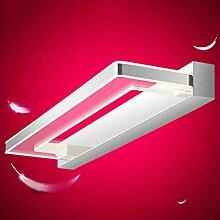 Modernes minimalistisches Badezimmer Spiegel-Schrank-Licht-Feuchtigkeits-Badezimmer-Spiegel-Lampe LED-Spiegel-vordere Lampe