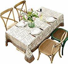 Modernes Minimalistisches Wohnzimmer Tischdecke