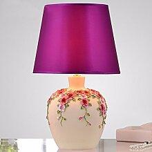 Modernes Schlafzimmer Nachttischlampe, Lampe Dekoration Ideen, D-Schalter