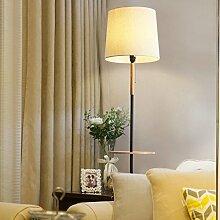 Modernes unbedeutendes Wohnzimmer Stehlampe Schlafzimmer den Europa Nordic kreativen Stil Stehlampe Stehlampe