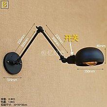 Modernes Wandbeleuchtung Retractable Wandlampe Der