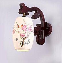 Modernes Wandleuchten Antike Wandlampe Keramik