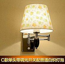 Modernes Wandleuchten Schlafzimmer Nachttischlampe
