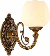 Modernes Wandleuchten Vintage Marmor Wandlampe
