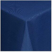 Moderno Textil Tischdecke Leinen Optik