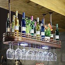 MoDi Weinregale Rotwein-Rack-Bar Weinregal