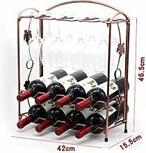 MoDi Weinregale Weinregal Dekoration Wein Display