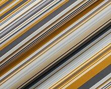 Modische Druckmotive im digitalen Direktdruck, 0,50 lfm Polster- oder Dekostoff mit Muster oder Grafiken - STREIFEN 01/30