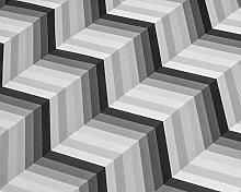 Modische Druckmotive im digitalen Direktdruck, 0,50 lfm Polster- oder Dekostoff mit Muster oder Grafiken - WÜRFEL 11/90