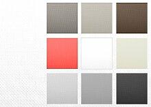 Modischer Schiebevorhang - Ihre moderne Schiebegardine in Weiß