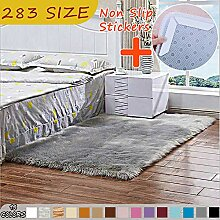 MODKOY Teppich 120x160cm Waschbar Pflegeleicht