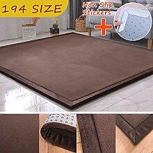 MODKOY Teppich Quadrat Waschbar Pflegeleicht Prime