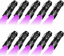 Modoao UV-Taschenlampe für Haus- und