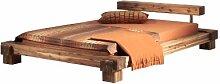 Modular cal180.41 Bett Cali / 180 x 200 cm / Akazie massiv, natur gewachs