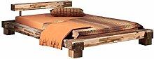 Modular Chemnitz Bettgestell Holz Akazie Modell
