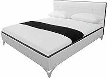 Modular Dallas 180x200 cm Bett, Kunstleder,