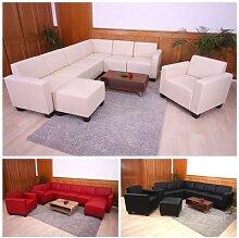 Modular Sofa-System Couch-Garnitur Lyon 6-2,