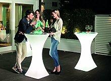 Modum Outdoor & Indoor Beleuchteter Stehtisch
