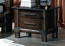 Möbel Bressmer Bambus Nachttisch Kolonial Stil