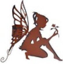 moebel-direkt-online Gartenfigur Elfe, (1 St), aus