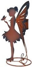moebel-direkt-online Gartenfigur Stehende Elfe, (1