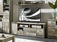 moebel-eins Bali IV TV-Unterteil Driftwood