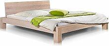 moebel-eins Benito Massivholzbett Holzbett Bett