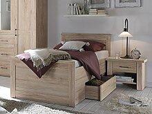 moebel-eins LÜTTICH Komfortbett/Einzelbett