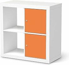 Möbel-Folie für IKEA Expedit Regal 2 Türen Hoch
