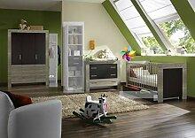 moebel-guenstig24.de Babyzimmer-Set Emily 4tlg