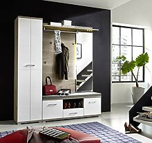 moebel-guenstig24.de Garderobe Plus 2-teilig