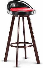 Möbel Hocker Brown Iron Frame Barhocker |