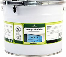 Möbel Kreidefarbe Lack 2,5 Liter (Anthrazit - 145)