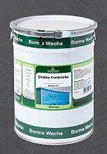 Möbel Kreidefarbe Lack 5 Liter (Anthrazit - 145)