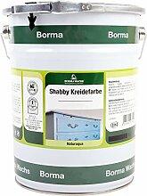 Möbel Kreidefarbe matt Lack 5 Liter (Elfenbein -