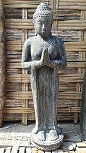 Möbel Peters Buddha Skulptur Stehend Greeting