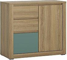 Möbel to go Hobby 3Schubladen 1Schranktür,