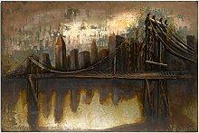 Moebel-Traeume Bild Skyline IV